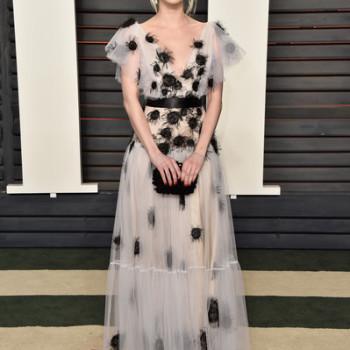 Emma Roberts at the Vanity Fair 2016 Oscar Party 3