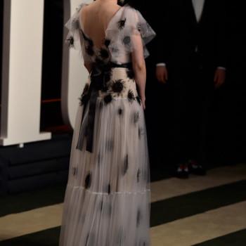 Emma Roberts at the Vanity Fair 2016 Oscar Party 4