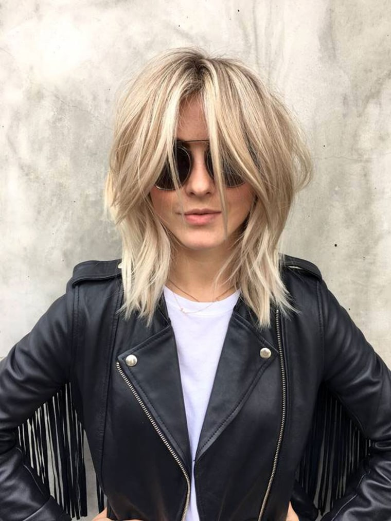 Julianne Hough Gets Shaggy New Do