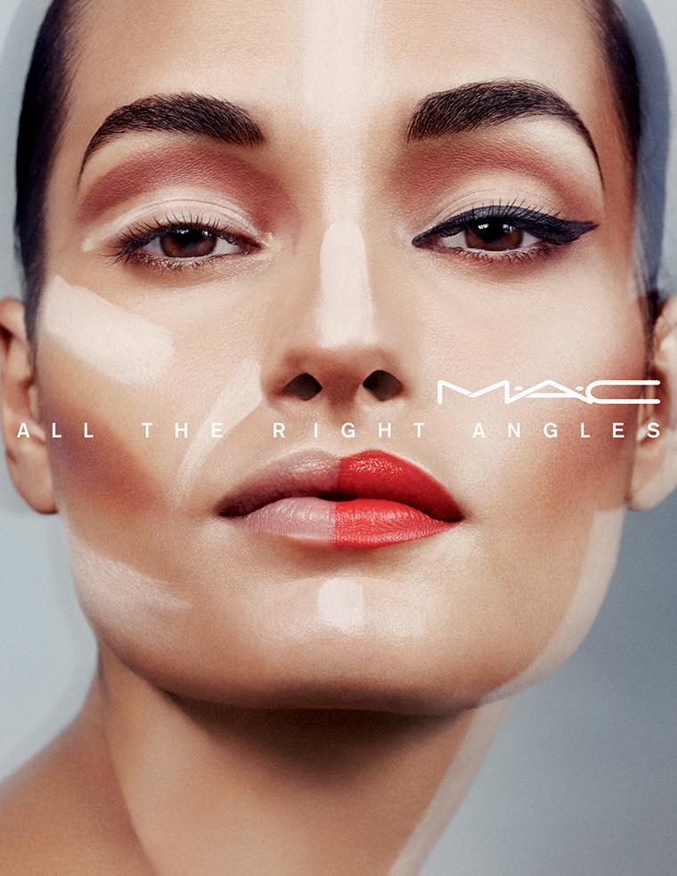 MAC All The Right Angles Makeup Collection For Spring 2016