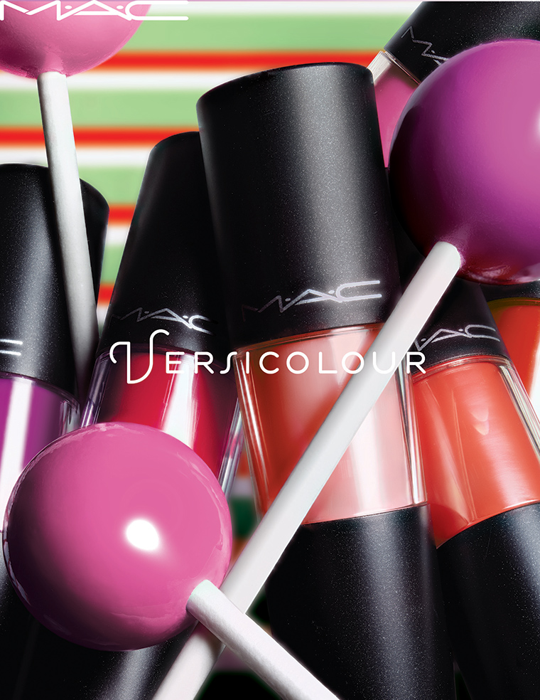 MAC Versicolour Makeup Collection for Spring 2016