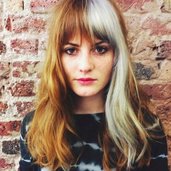 Rainbow Bangs Are Now Totally A Thing