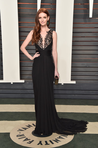 She Did That - Best Dressed At The 2016 Vanity Fair Oscar Party 10