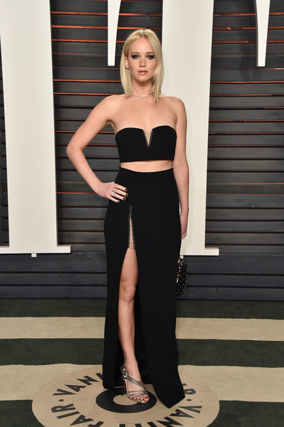 She Did That - Best Dressed At The 2016 Vanity Fair Oscar Party 11
