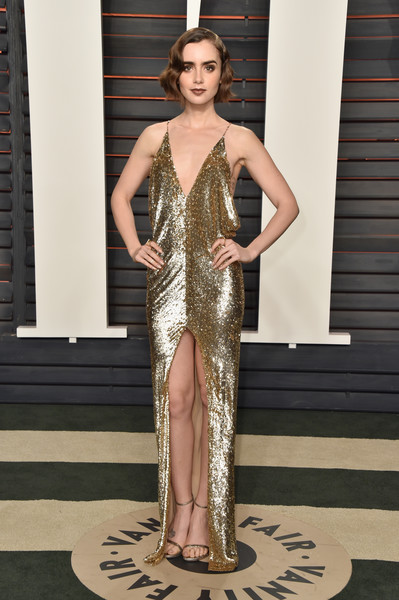 She Did That - Best Dressed At The 2016 Vanity Fair Oscar Party 13