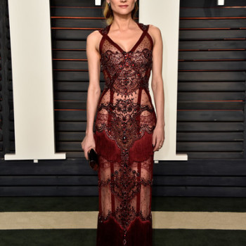 She Did That - Best Dressed At The 2016 Vanity Fair Oscar Party 2