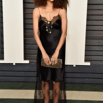 She Did That - Best Dressed At The 2016 Vanity Fair Oscar Party