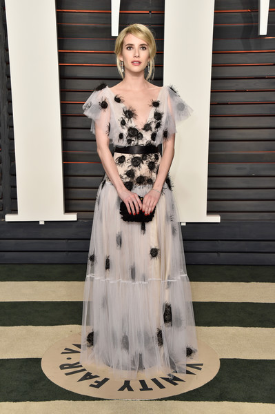 She Did That - Best Dressed At The 2016 Vanity Fair Oscar Party 4
