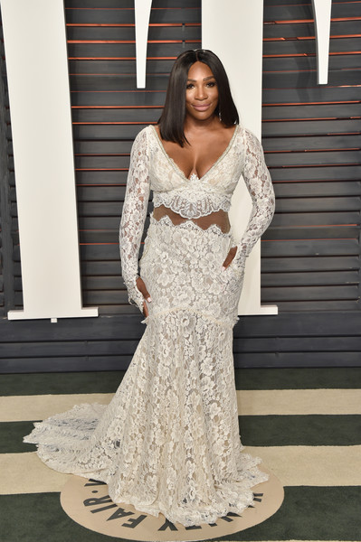 She Did That - Best Dressed At The 2016 Vanity Fair Oscar Party 5