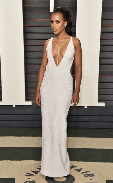 She Did That - Best Dressed At The 2016 Vanity Fair Oscar Party 6
