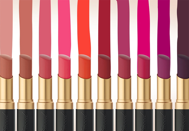 Too Faced La Matte Color Drenched Matte Lipstick for Spring 2016
