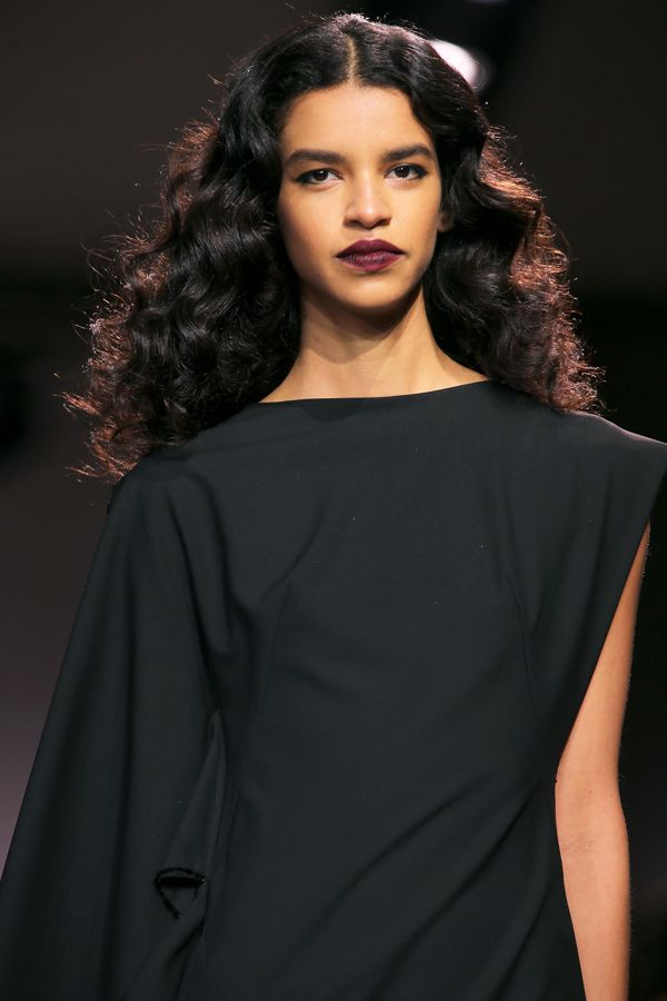 2016 Fall - Winter 2017 Hairstyles - Looks On The Runway 2