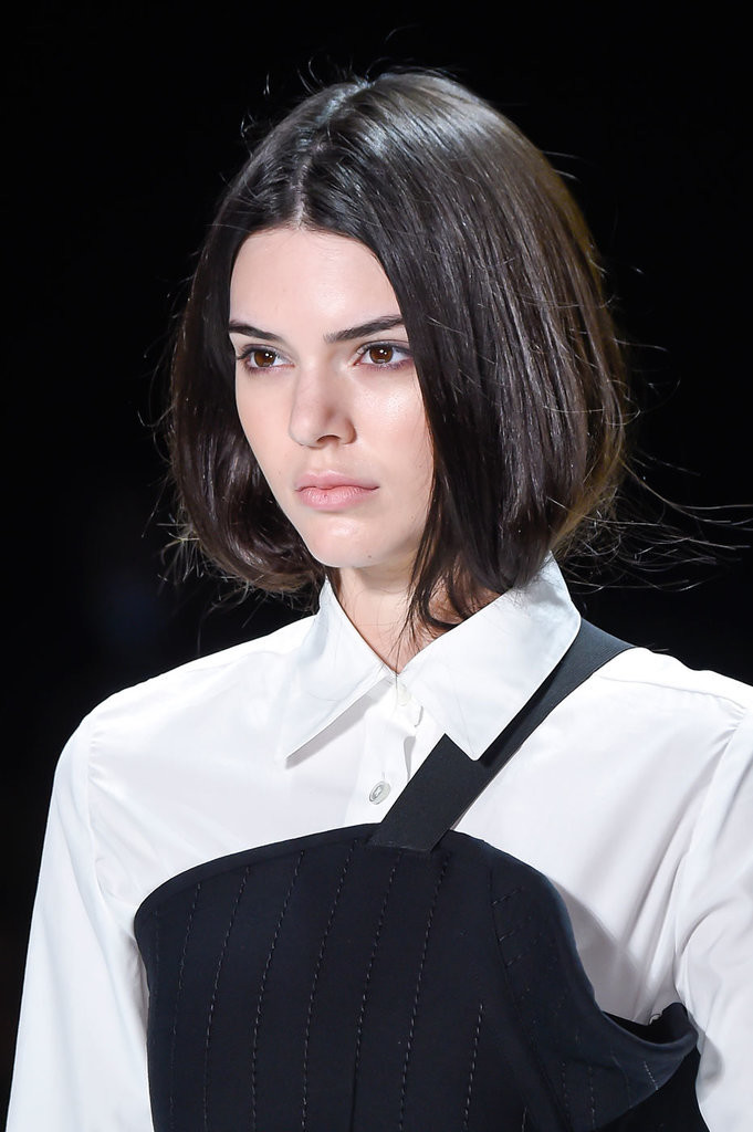 2016 Fall - Winter 2017 Hairstyles - Looks On The Runway 35
