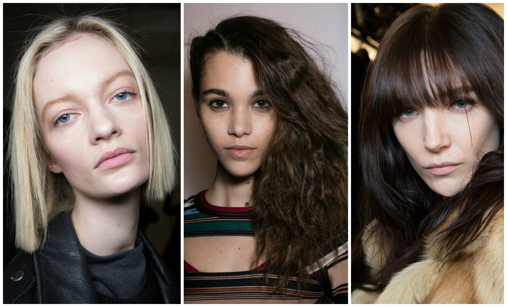 2016 Fall - Winter 2017 Hairstyles - Looks On The Runway Main
