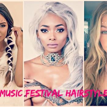 2016 Music Festival Hairstyle Ideas main