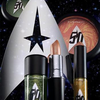 First Look - MAC x Star Trek Collection for September 2016 2