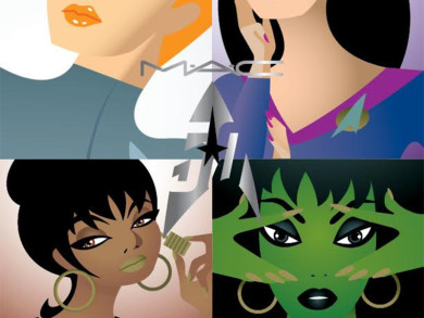 First Look - MAC x Star Trek Collection for September 2016
