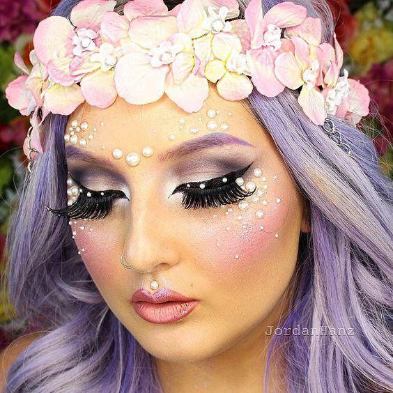 Music Festival Makeup Ideas Fashion Trend Seeker