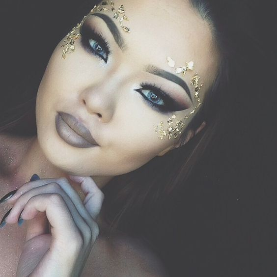 Music Festival Makeup Ideas Fashion Trend Seeker