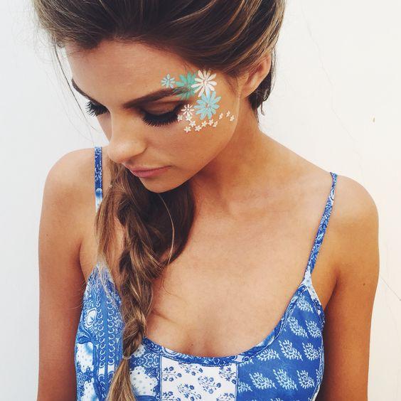 Music Festival Makeup Ideas 27