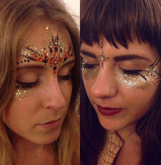 Music Festival Makeup Ideas 5