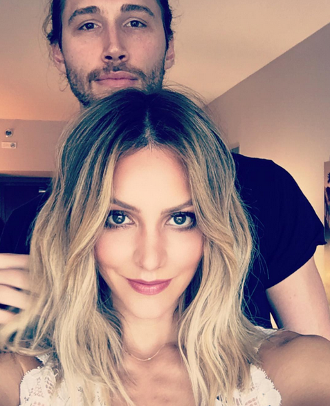 Katharine Mcphee Shows Off Stunning Blonde Lob Fashion