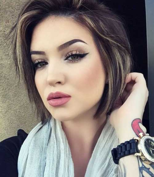 Original Shoulder Length Haircut 2017 Trends  CuterHairstylesnet