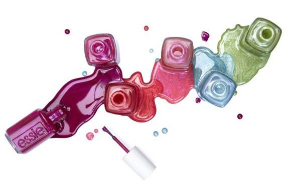 Essie Tropical Lights Fun Ships 2016 Summer Collection