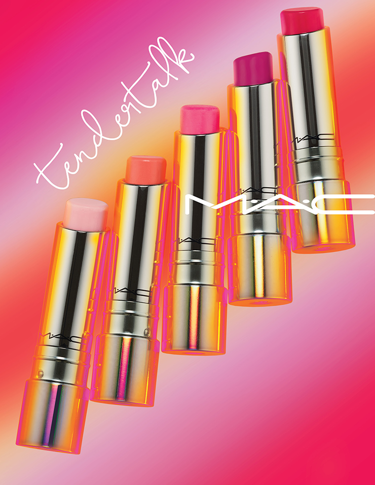 MAC Tendertalk Makeup Collection for June 2016