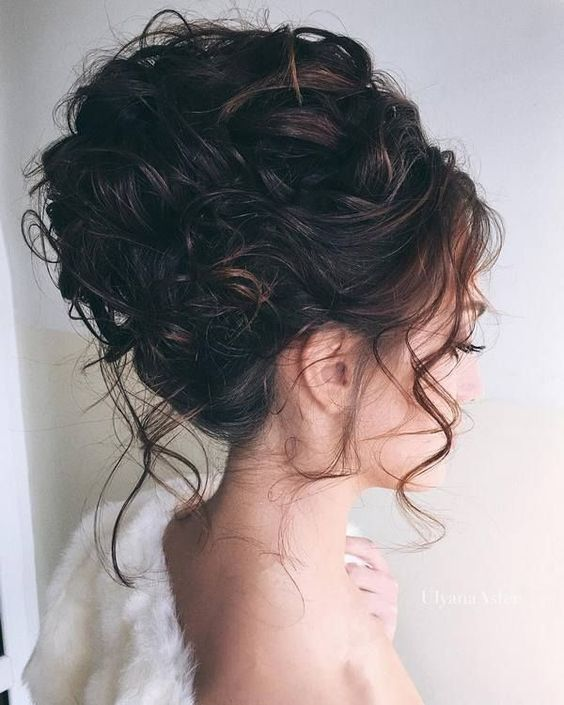 Summer Chic Updos Made for Summer Weather  8