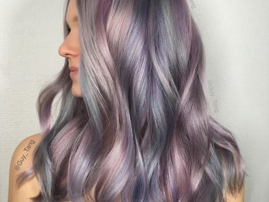 2016 Fall & Winter 2017 Hair Color Trends 18