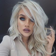 Creative Hottest Hair Color Trends 2017 Summer  Hairdromecom