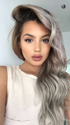 2016 Fall & Winter 2017 Hair Color Trends 9