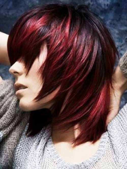 Seven New Smoking Hot Hair Color Variations for 2017 18