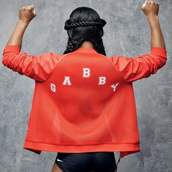 Teen Vogue Features USA Gymnasts Gabby Douglas & Simone Biles!