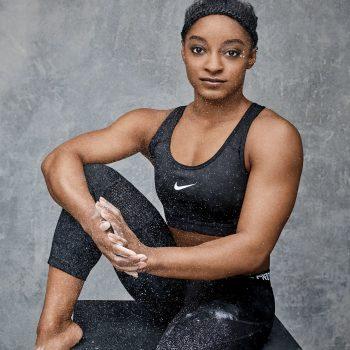 Teen Vogue Features USA Gymnasts Gabby Douglas & Simone Biles!  5