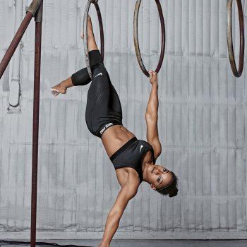 Teen Vogue Features USA Gymnasts Gabby Douglas & Simone Biles!  8
