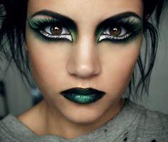 2016 DIY Halloween Makeup Ideas - Fashion Trend Seeker