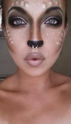 2016 diy halloween makeup ideas 34