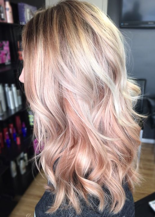 Innovative 2017 Hair Color Trends  For Those Longing To Color Their Hair With