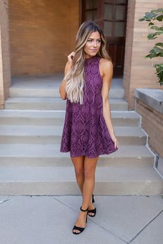 2017 Spring and Summer Dress Trends Lookbook 82