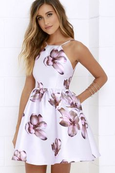 2017 Spring and Summer Dress Trends Lookbook 91