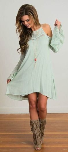 2017 Spring and Summer Dress Trends Lookbook