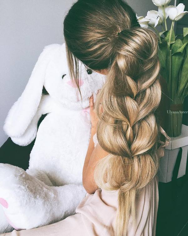 20 Inspiring Wedding Hairstyles From Steph On Instagram: The Most Glamorous Hairstyles Of 2017