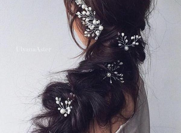 35 Wedding Updo Hairstyles For Long Hair From Ulyana Aster: A Fashion Blog For Those Who Seek