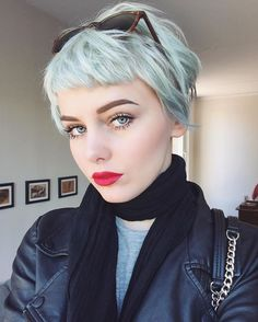 2017 Fall 2018 Winter Hairstyles 3