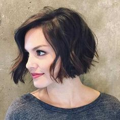 2017 Fall 2018 Winter Hairstyles 6