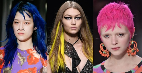 2017 Fall 2018 Winter Hairstyles Fashion Trend Seeker
