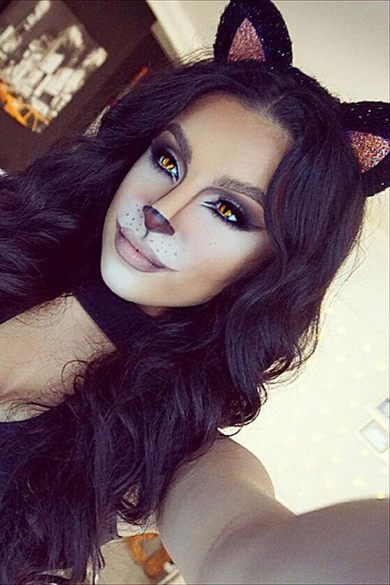 Halloween Sminkek.15 Jaw Dropping Halloween Makeup Ideas Crazyforus