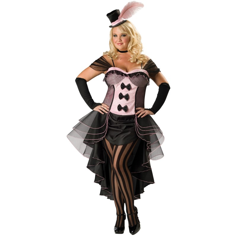 2013 Sexy Plus Size Halloween Costume Idea For Women Fashion Trend